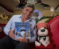 Jim Carter and                         Bookaboo