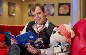 Simon Gregson and Bookaboo