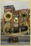 Gladstone Hotel. Gold by Marcus                       Clarke.