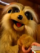 Sandy from Sandy               and Mr. Flapper Milkshake TV Series and Puppeteered by               Helena Smee