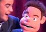 Puppet Dec               with Ant on Saturday Night Take Away TV Series